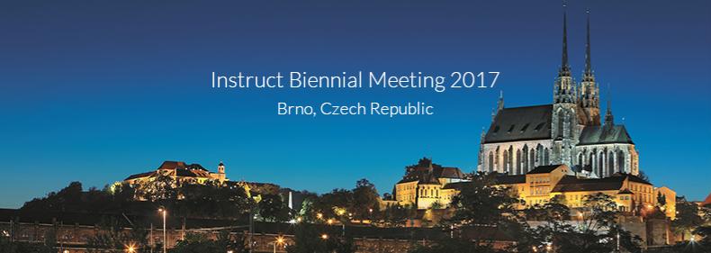 Instruct Biennial Structural Biology Meeting #IBSBM2017